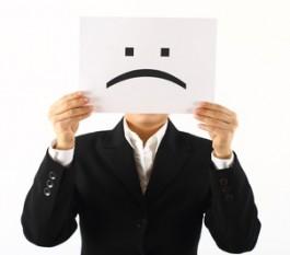 low employee morale